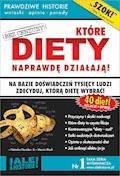 Które DIETY naprawdę działają. Prawdziwe historie, wnioski, opinie, porady... - Marcin Black, Natasha Newidea - ebook
