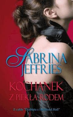 Kochanek z piekła rodem - Sabrina Jeffries - ebook