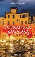 Toskańska zagadka - Jerzy Szczudlik - ebook