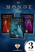 Alle drei »Monde«-Bände der elektrisierenden Bestseller-Reihe in einer E-Box (Die Monde-Saga ) - Ewa A. - E-Book