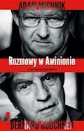 Rozmowy w Awinionie - Adam Michnik, Bernard Kouchner - ebook