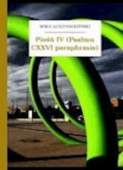 Pieśń IV (Psalmu CXXVI paraphrasis) - Sęp Szarzyński, Mikołaj - ebook