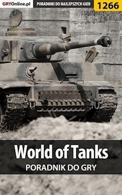 World of Tanks - poradnik do gry - Asmodeusz, Damian Klapczarek - ebook