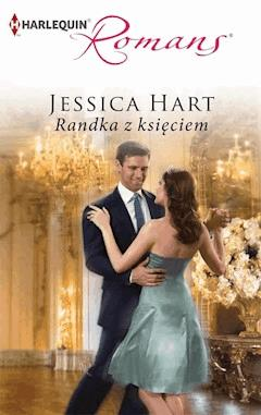 Randka z księciem - Jessica Hart - ebook