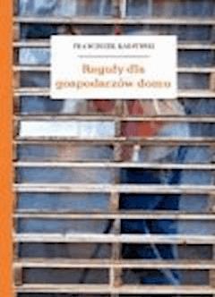 Reguły dla gospodarzów domu - Karpiński, Franciszek - ebook