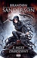 Z mgły zrodzony - Brandon Sanderson - ebook