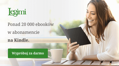 20000 ebooków w abonamecie na Kindle