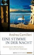 Eine Stimme in der Nacht - Andrea Camilleri - E-Book