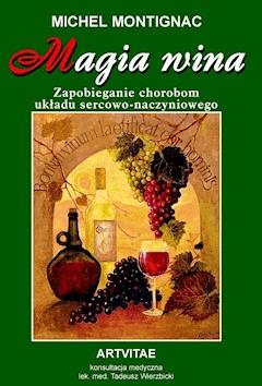 Magia wina - Michel Montignac - ebook