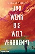 Und wenn die Welt verbrennt - Ulla Scheler - E-Book