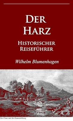 Der Harz - Wilhelm Blumenhagen - E-Book