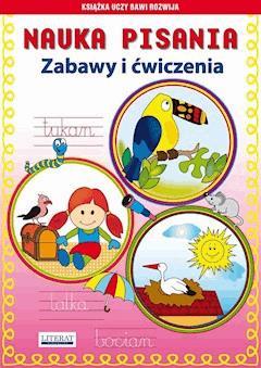 Nauka pisania. Zabawy i ćwiczenia. Tukan - Beata Guzowska - ebook