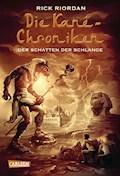 Die Kane-Chroniken 3: Der Schatten der Schlange - Rick Riordan - E-Book