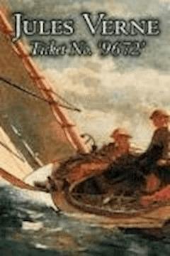 """Ticket No. """"9672"""" - Jules Verne - ebook"""