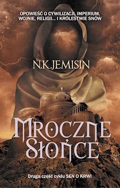 Mroczne słońce - N.K. Jemisin - ebook