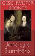 Jane Eyre / Sturmhöhe (Wuthering Heights) - Charlotte Brontë - E-Book