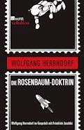 Die Rosenbaum-Doktrin - Wolfgang Herrndorf - E-Book