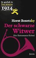 Der schwarze Witwer - Horst Bosetzky - E-Book
