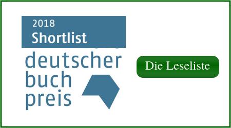 2018 Deutscher Buchpreis