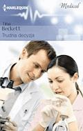 Trudna decyzja - Tina Beckett - ebook