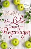 Die Liebe kommt an Regentagen - Karin B. Holmqvist - E-Book