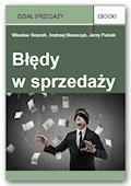 Błędy w sprzedaży - Grzesik Niemczyk - ebook