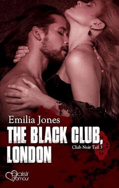 The Black Club, London - Emilia Jones - E-Book