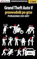 """GTA V - przewodnik po grze - Arek """"Skan"""" Kamiński - ebook"""