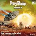 Perry Rhodan Neo 154: Die magnetische Welt - Susan Schwartz - Hörbüch