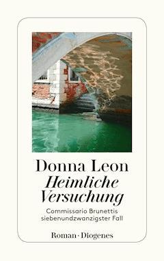 Heimliche Versuchung - Donna Leon - E-Book