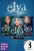 Elya: Alle Bände der romantischen Drachen-Trilogie in einer E-Box! - Dana Müller-Braun - E-Book