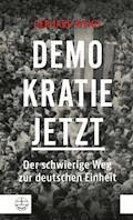 Demokratie jetzt - Gerhard Weigt - E-Book