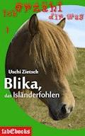Ich erzähl dir was 1: Blika, das Isländerfohlen - Uschi Zietsch - E-Book