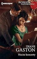 Nocne koncerty - Diane Gaston - ebook