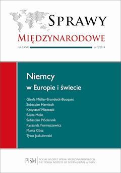 Sprawy Międzynarodowe 2/2014 - Henryk Szlajfer (red.) - ebook