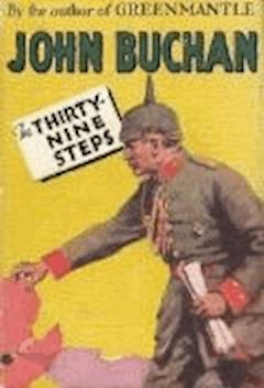 The Thirty-Nine Steps - John Buchan - ebook