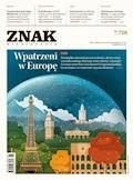 Miesięcznik Znak nr 738: Wpatrzeni w Europę - Opracowanie zbiorowe - ebook