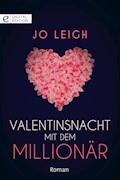 Valentinsnacht mit dem Millionär - Jo Leigh - E-Book