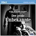 Der große Unbekannte - Karl Richard Tschon - Hörbüch