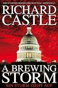 Derrick Storm: A Brewing Storm - Ein Sturm zieht auf - Richard Castle - E-Book