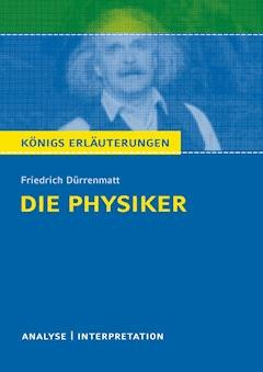 die physiker knigs erluterungen e book friedrich drrenmatt - Friedrich Durrenmatt Lebenslauf