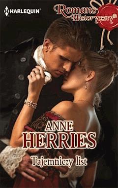Tajemniczy list - Anne Herries - ebook