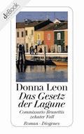 Das Gesetz der Lagune - Donna Leon - E-Book