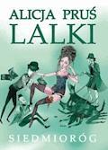 Lalki - Alicja Pruś - ebook