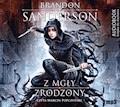 Z mgły zrodzony - Brandon Sanderson - audiobook