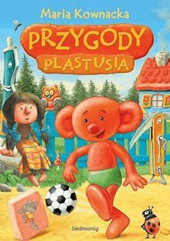Przygody Plastusia - Maria Kownacka - ebook