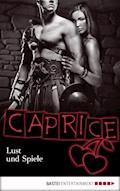 Lust und Spiele - Caprice - Jil Blue - E-Book