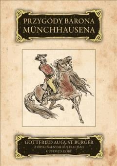 PRZYGODY BARONA MUNCHHAUSENA - Gottfried August Burger - ebook