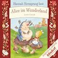 Alice im Wunderland - Lewis Carroll - Hörbüch