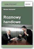 Rozmowy handlowe - Mirosław Smoczyński - ebook